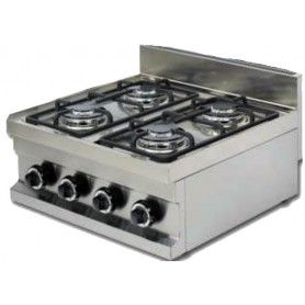 Cocina gas 600 Snack Fred 6CUG4F