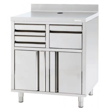 Mueble Cafetera INFRICO MCAF820