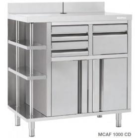 Mueble Cafetera INFRICO MCAF1000 CD