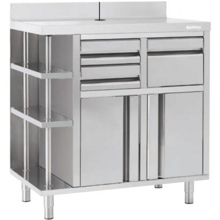 Mueble Cafetera INFRICO MCAF1000 CI