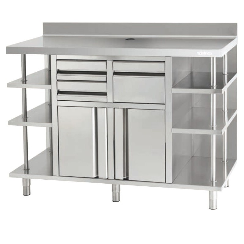 Mueble Cafetera INFRICO MCAF1500