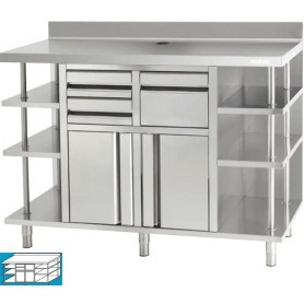 Mueble Cafetera INFRICO MCAF2000